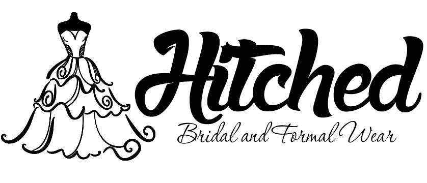 Hitched Bridal And Formal Wear Logo