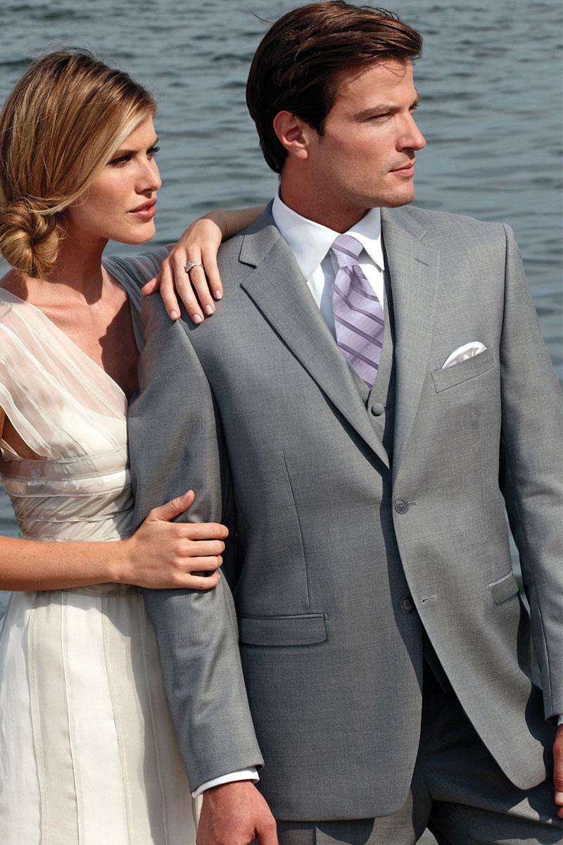 Mens Wear - Tuxedo - Grey Madison by FCGI