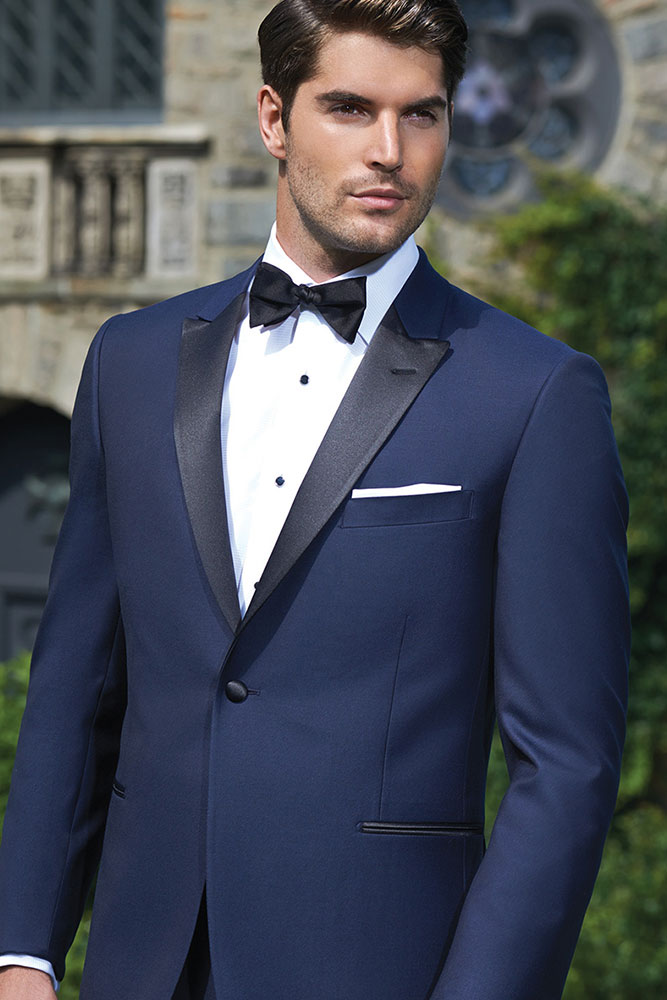 Mens Wear - Tuxedo by Ike Behar
