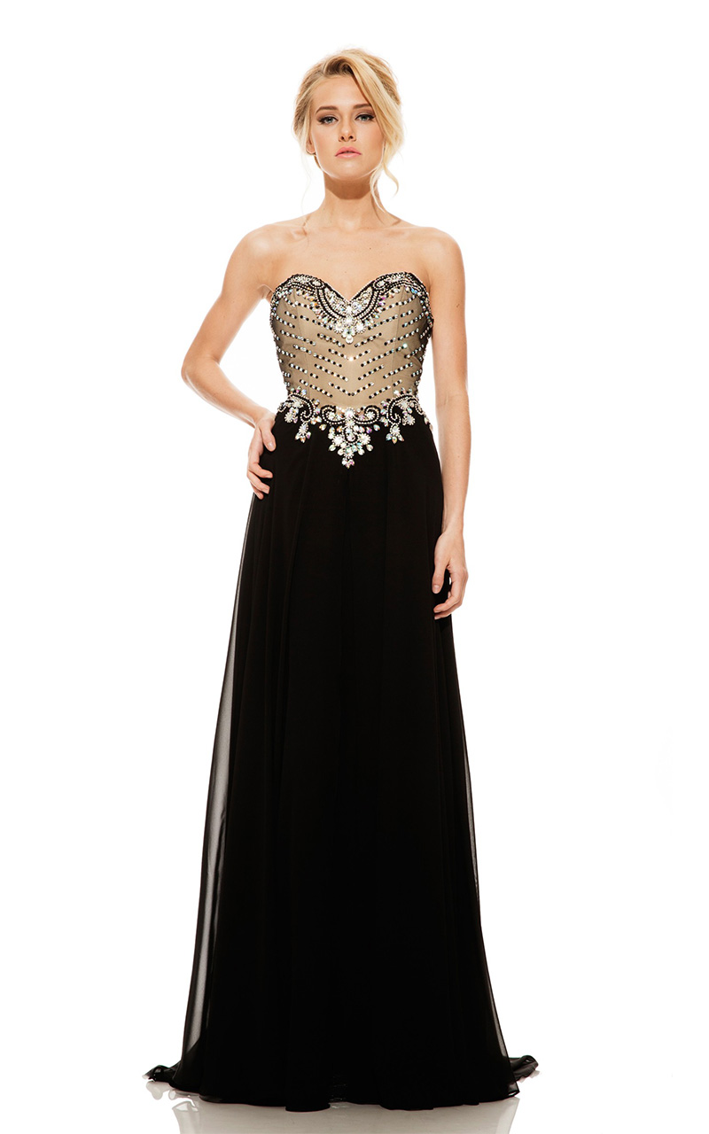 Pageant Dress by Johnathan Kayne
