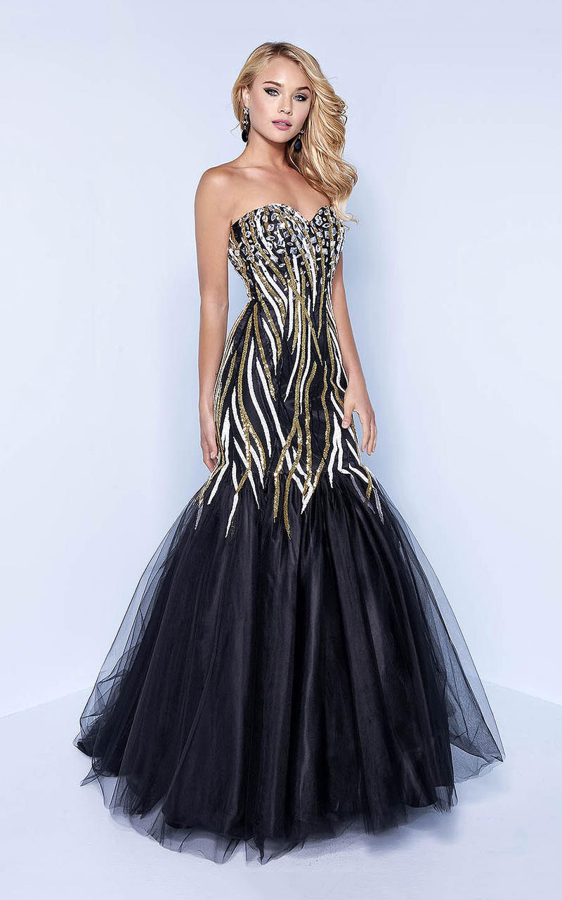 Prom And Homecoming Dress By Landa Designs